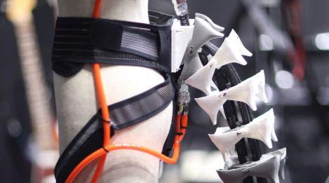 Científicos nipones investigan una extremidad biónica