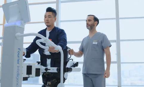Fourier cree que con la adquisición de Zhuhai RHK Healthcare realizar más aplicaciones robóticas